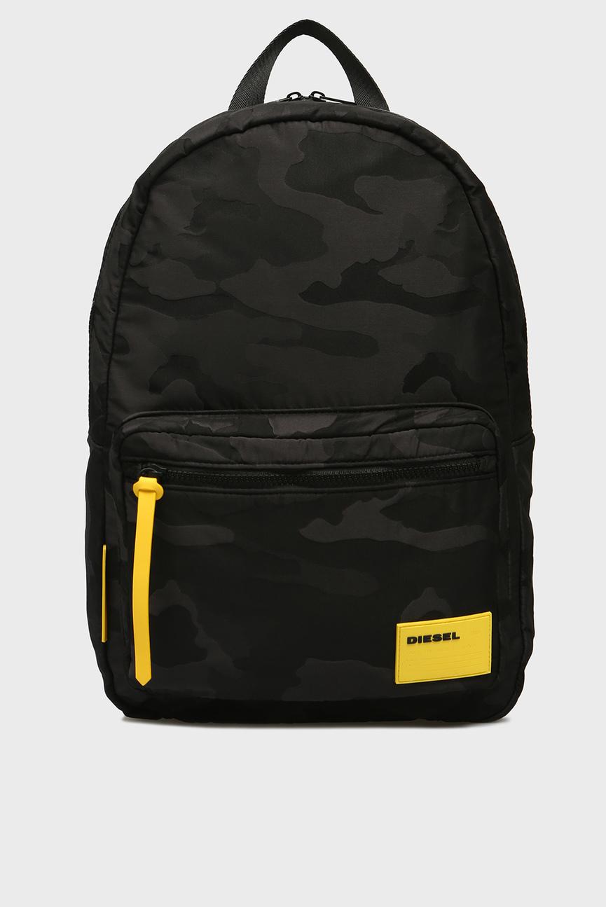 Мужской черный рюкзак DISCOVER-UZ