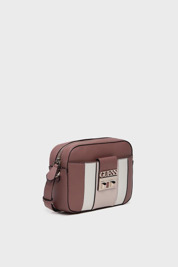 Женская розовая сумка через плечо KAMRYN