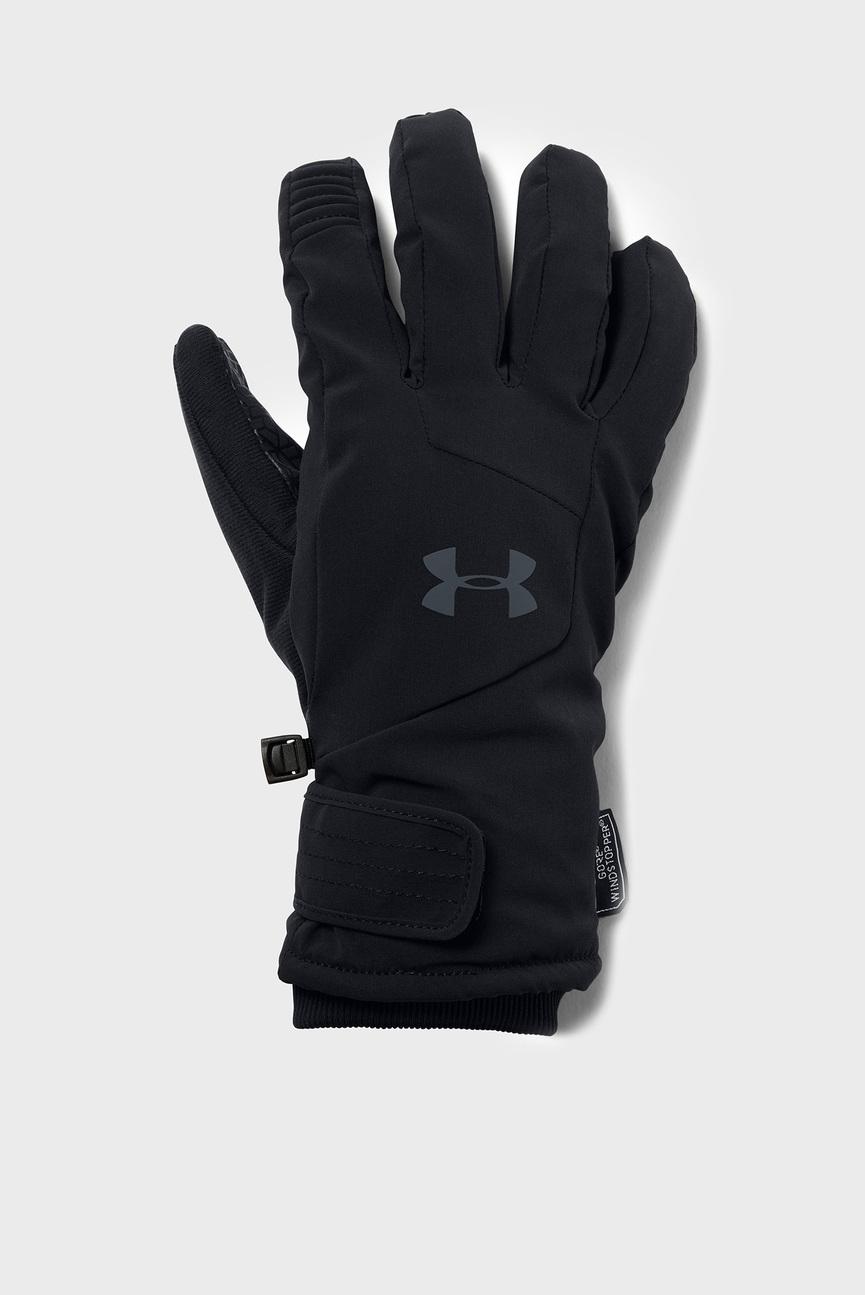 Мужские черные перчатки Men's Windstopper Glove 2.0-BLK