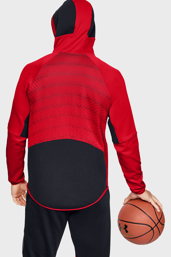 Мужская красная куртка UA SELECT WARM UP