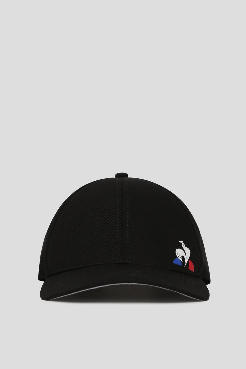 Черная кепка ESS CAP