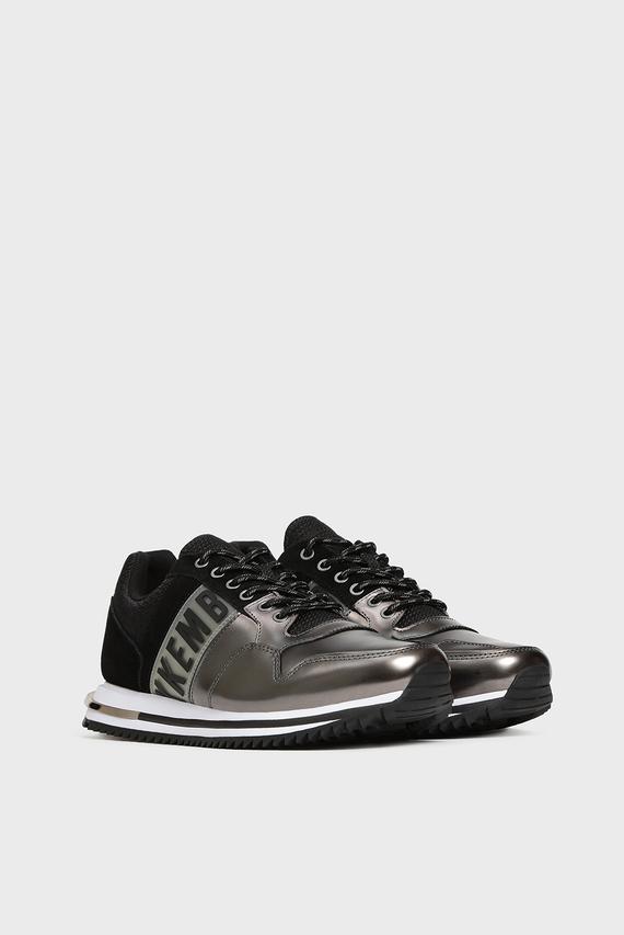 Мужские серебристые кроссовки HOVAN