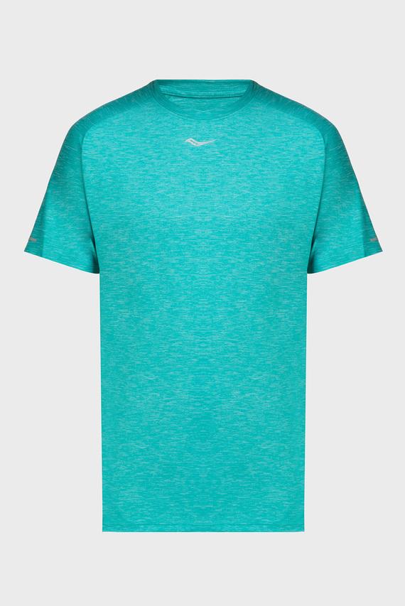 Мужская зеленая футболка BREAKTHRU