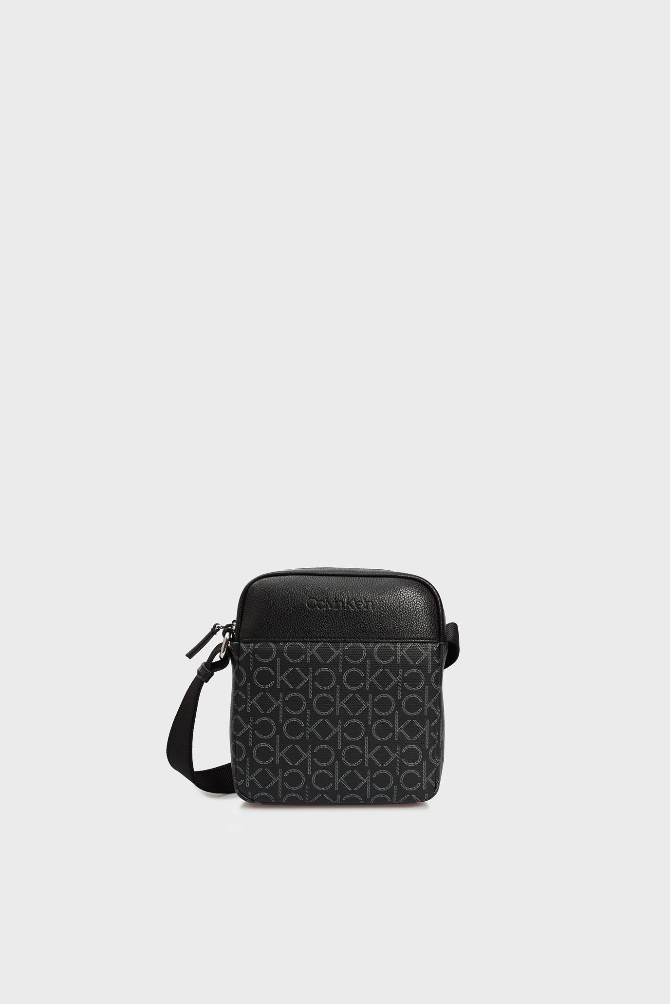 Мужская черная сумка REPORTER S 1