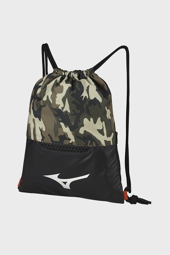 Зеленая спортивная сумка STYLE DRAW BAG