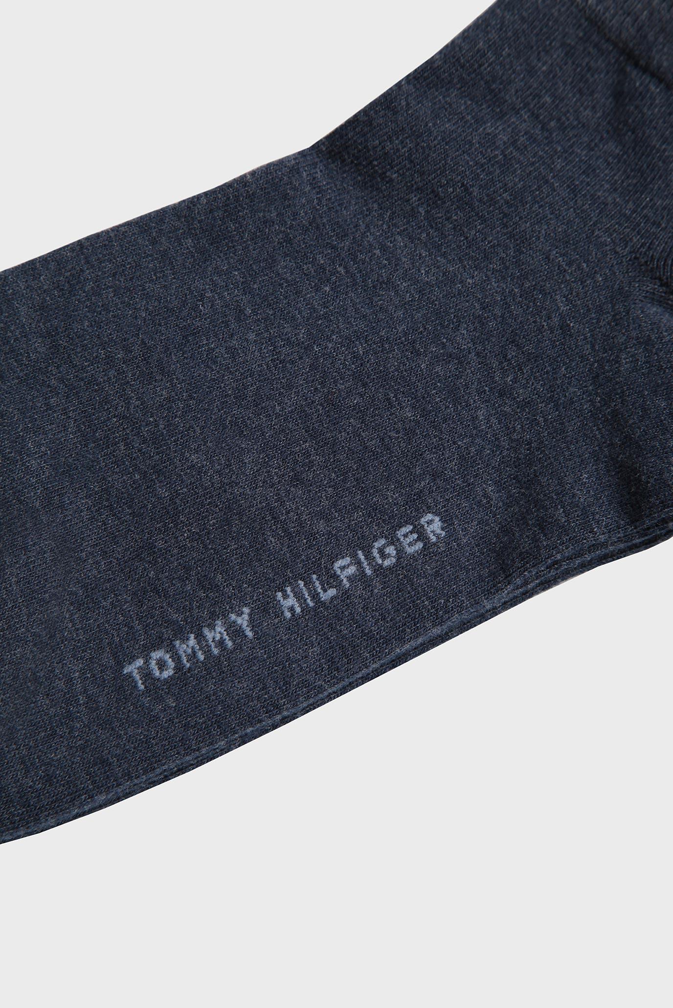 Купить Женские синие носки (2 пары) Tommy Hilfiger Tommy Hilfiger 343024001 – Киев, Украина. Цены в интернет магазине MD Fashion
