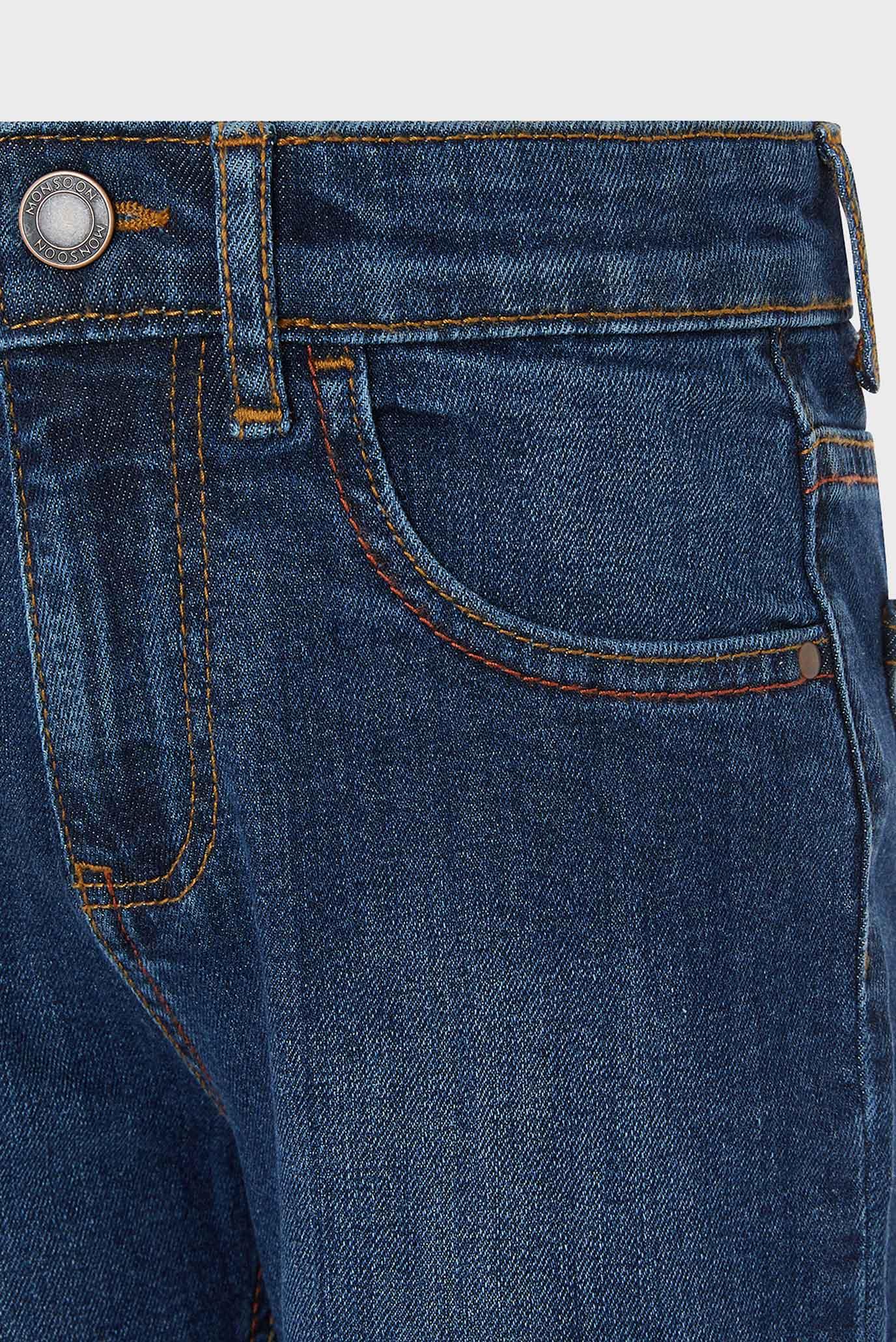Купить Детские темно-синие джинсовые шорты Dougie  Monsoon Children Monsoon Children 616683 – Киев, Украина. Цены в интернет магазине MD Fashion