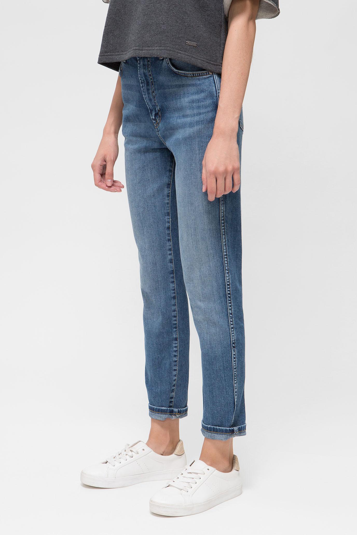Купить Женские синие джинсы BETTY Pepe Jeans Pepe Jeans PL202174GH78 – Киев, Украина. Цены в интернет магазине MD Fashion