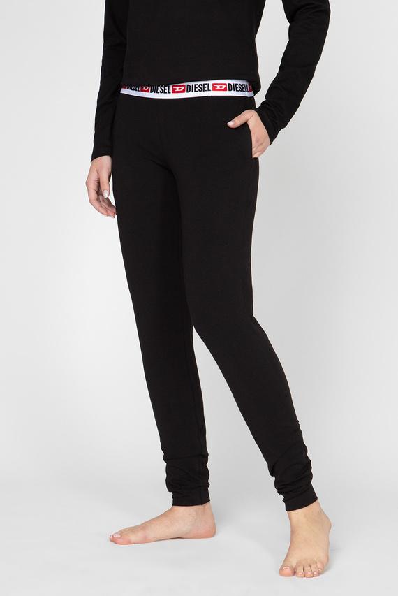 Женские черные домашние брюки UFLB-BABYX