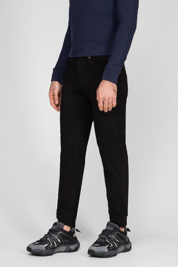 Мужские черные джинсы 5650 3D Straight Tapered