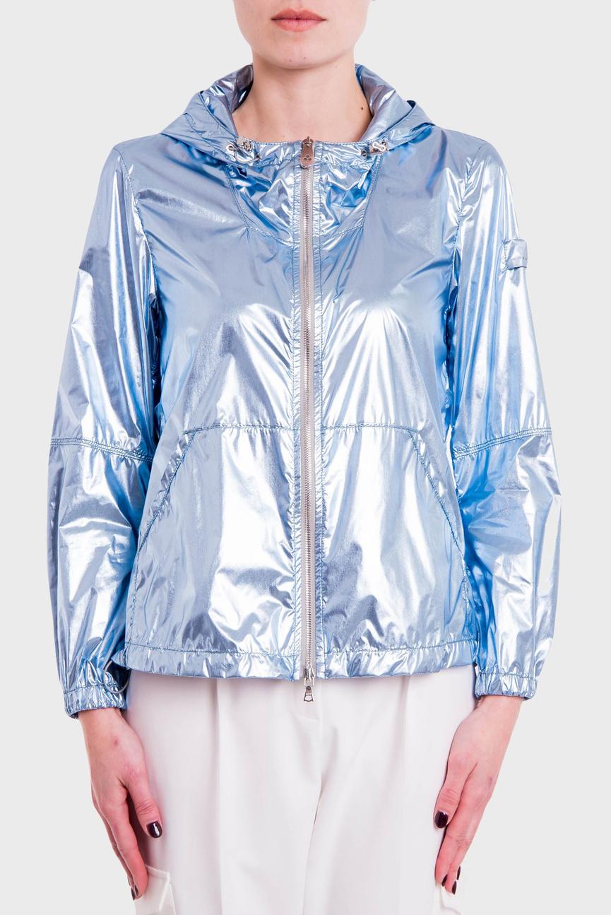 Женская голубая куртка GAVIOTA LM