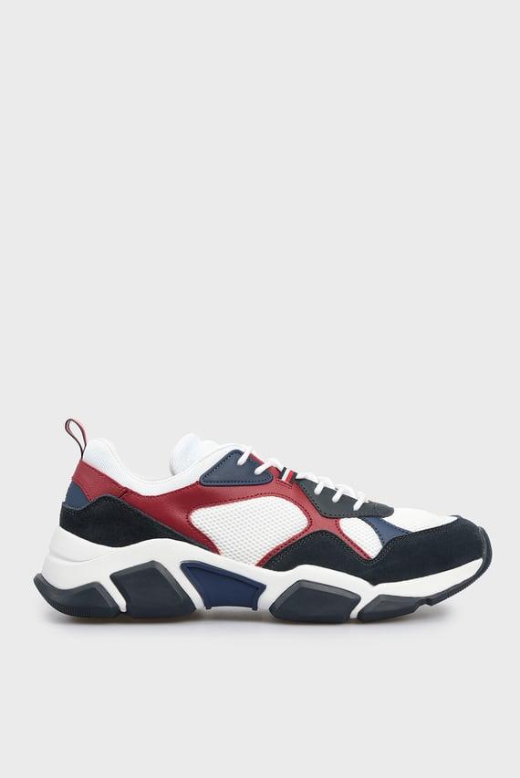 Мужские кроссовки CHUNKY MATERIAL MIX