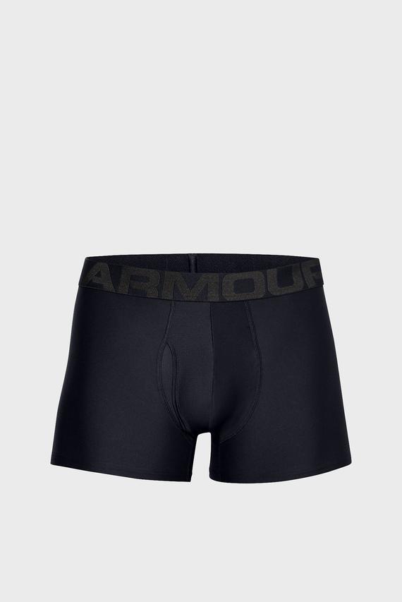 Мужские черные трусы-боксеры (2 шт) Tech 3in 2 Pack