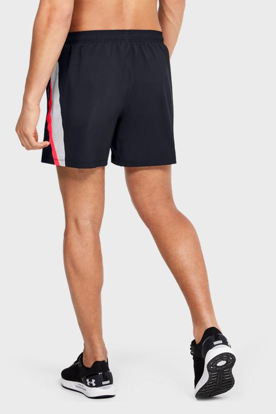 Мужские черные шорты UA M Launch SW 5'' Graphic