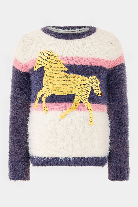 Детский джемпер Filly Horse Fluffy J