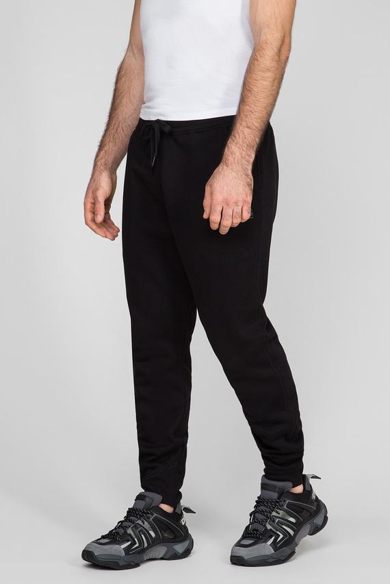 Мужские черные спортивные брюки Premium core type