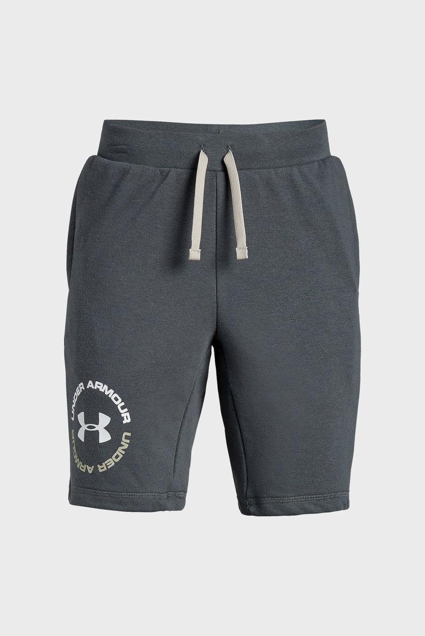 Детские серые шорты Rival Terry Short