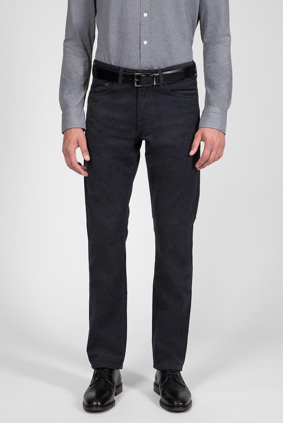 Мужские темно-синие джинсы REGULAR STRAIGHT SOFT TWILL JEAN (disabled for color code resolve)