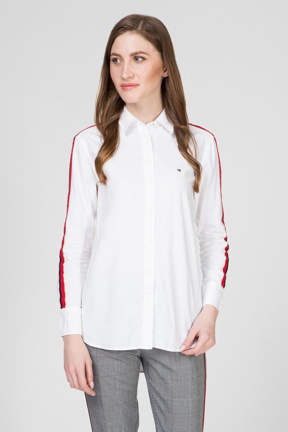 Женская белая рубашка AMBER