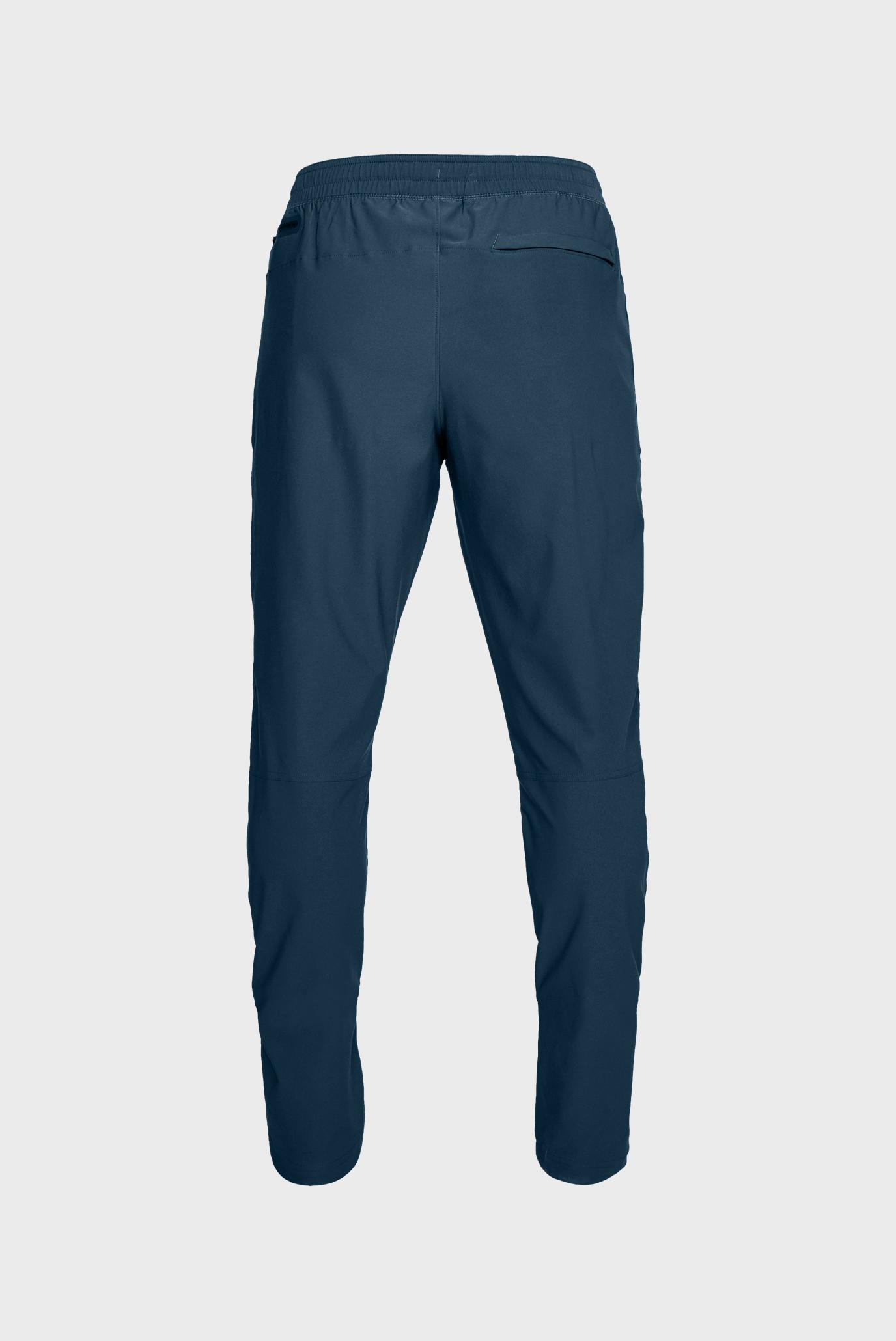 Купить Мужские синие спортивные брюки Woven Pant Under Armour Under Armour 1299186-918 – Киев, Украина. Цены в интернет магазине MD Fashion