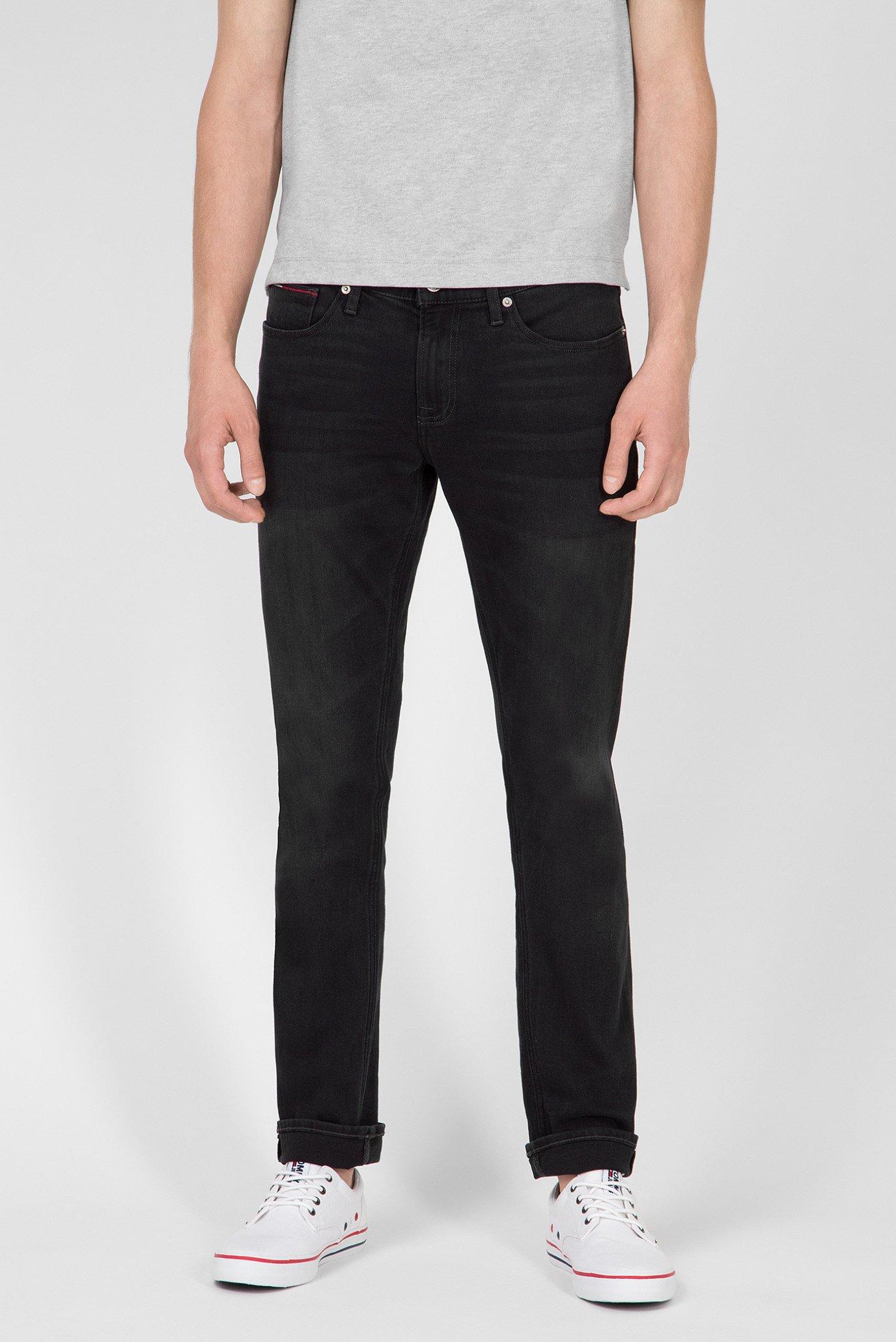 Купить Мужские черные джинсы SLIM SCANTON Tommy Hilfiger Tommy Hilfiger DM0DM04630 – Киев, Украина. Цены в интернет магазине MD Fashion
