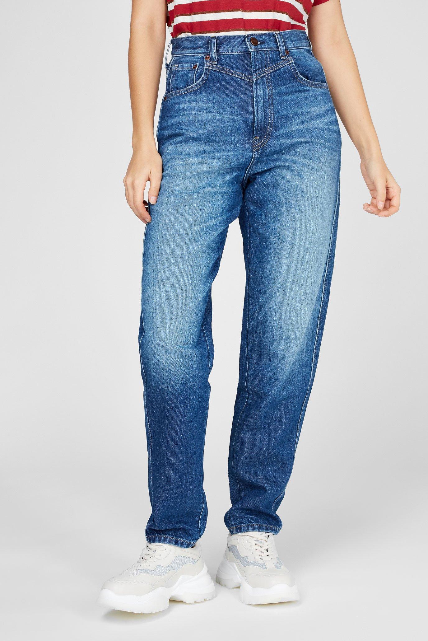 Женские синие джинсы RACHEL 1