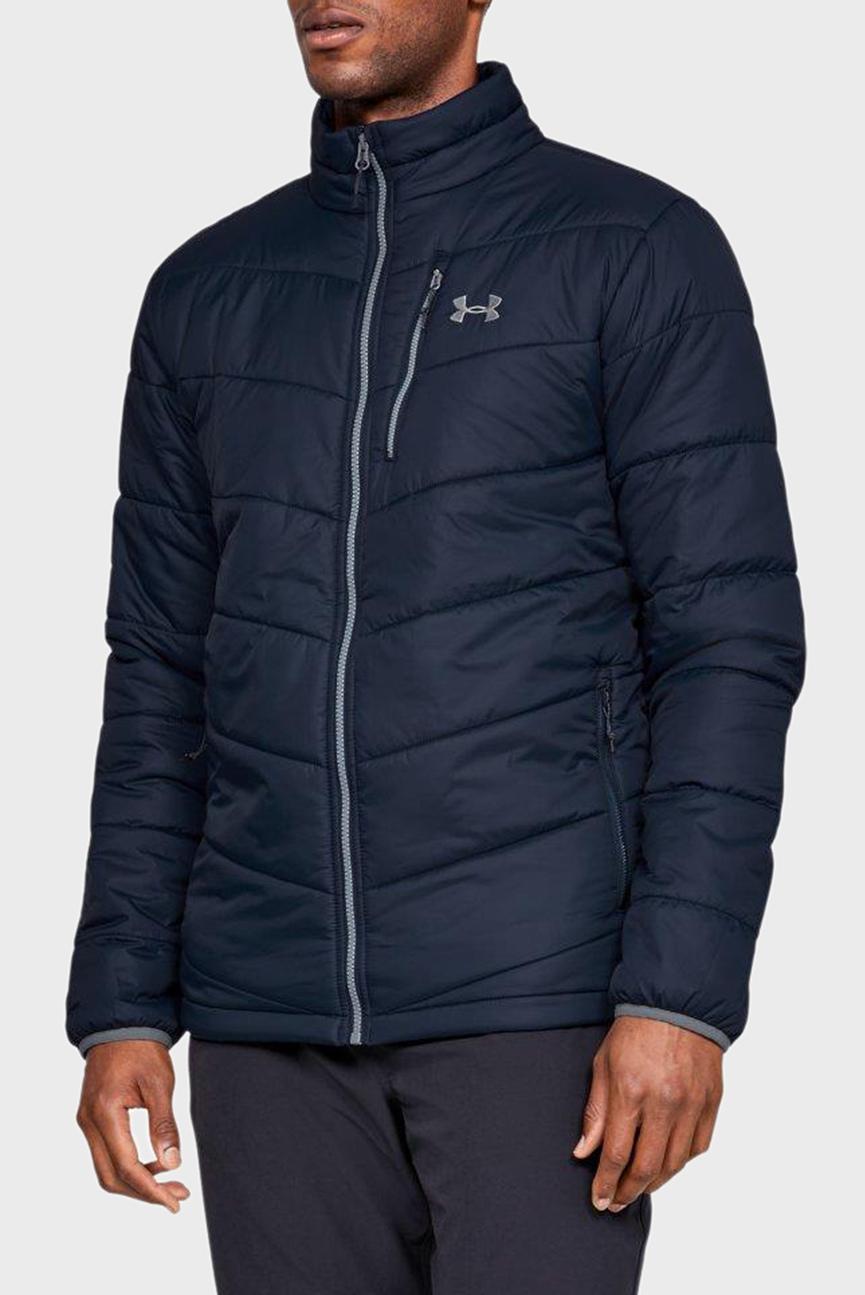 Мужская синяя куртка FC Insulated Jacket