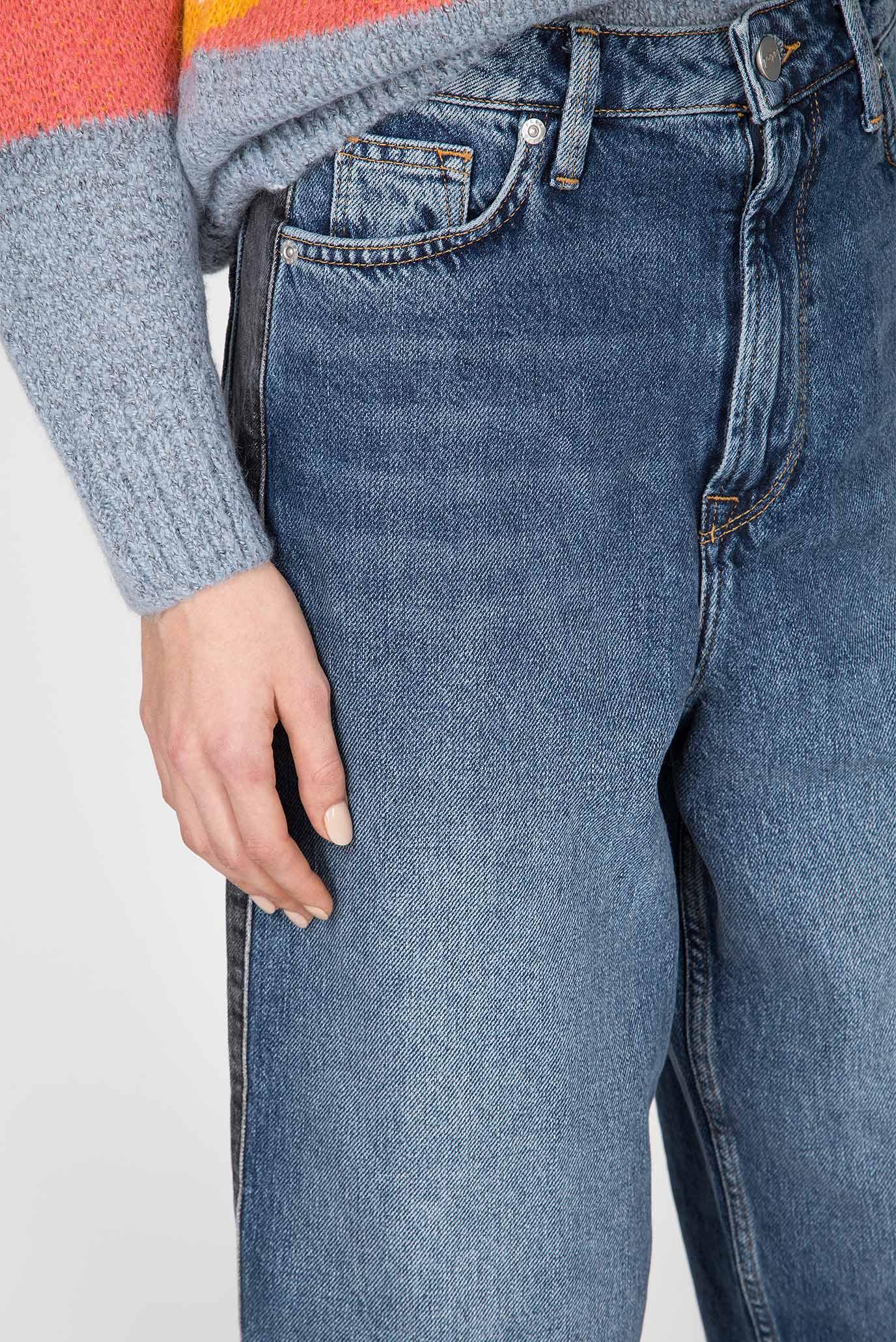 Купить Женские синие джинсы EDIE TUX Pepe Jeans Pepe Jeans PL203130R – Киев, Украина. Цены в интернет магазине MD Fashion
