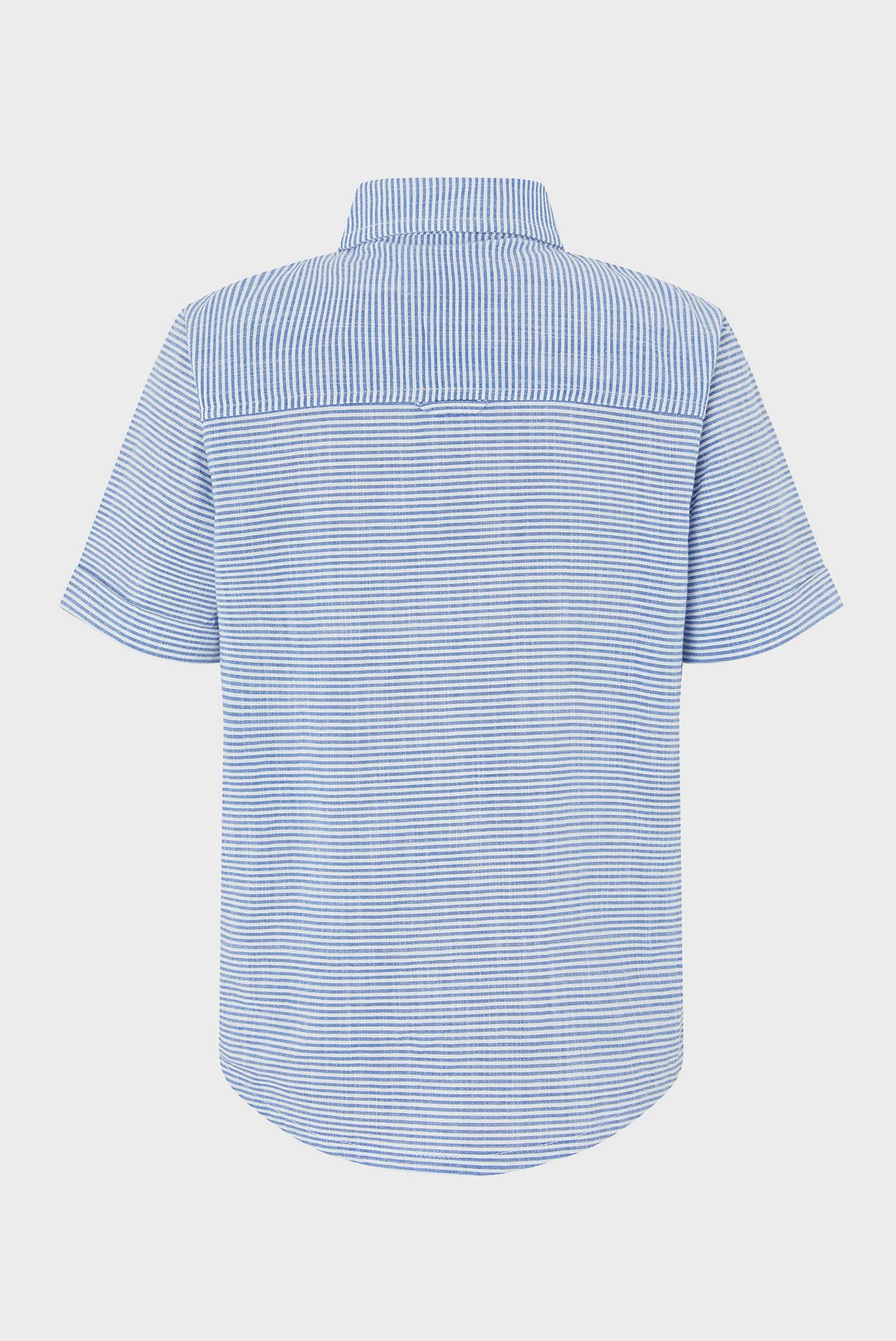 Купить Детская голубая рубашка Stan Monsoon Children Monsoon Children 616691 – Киев, Украина. Цены в интернет магазине MD Fashion