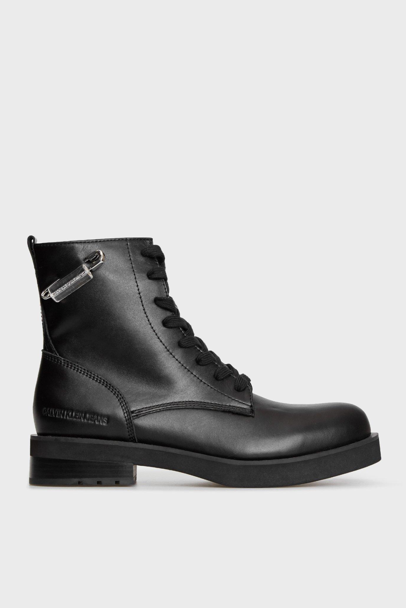 Жіночі чорні черевики NOLLY 1