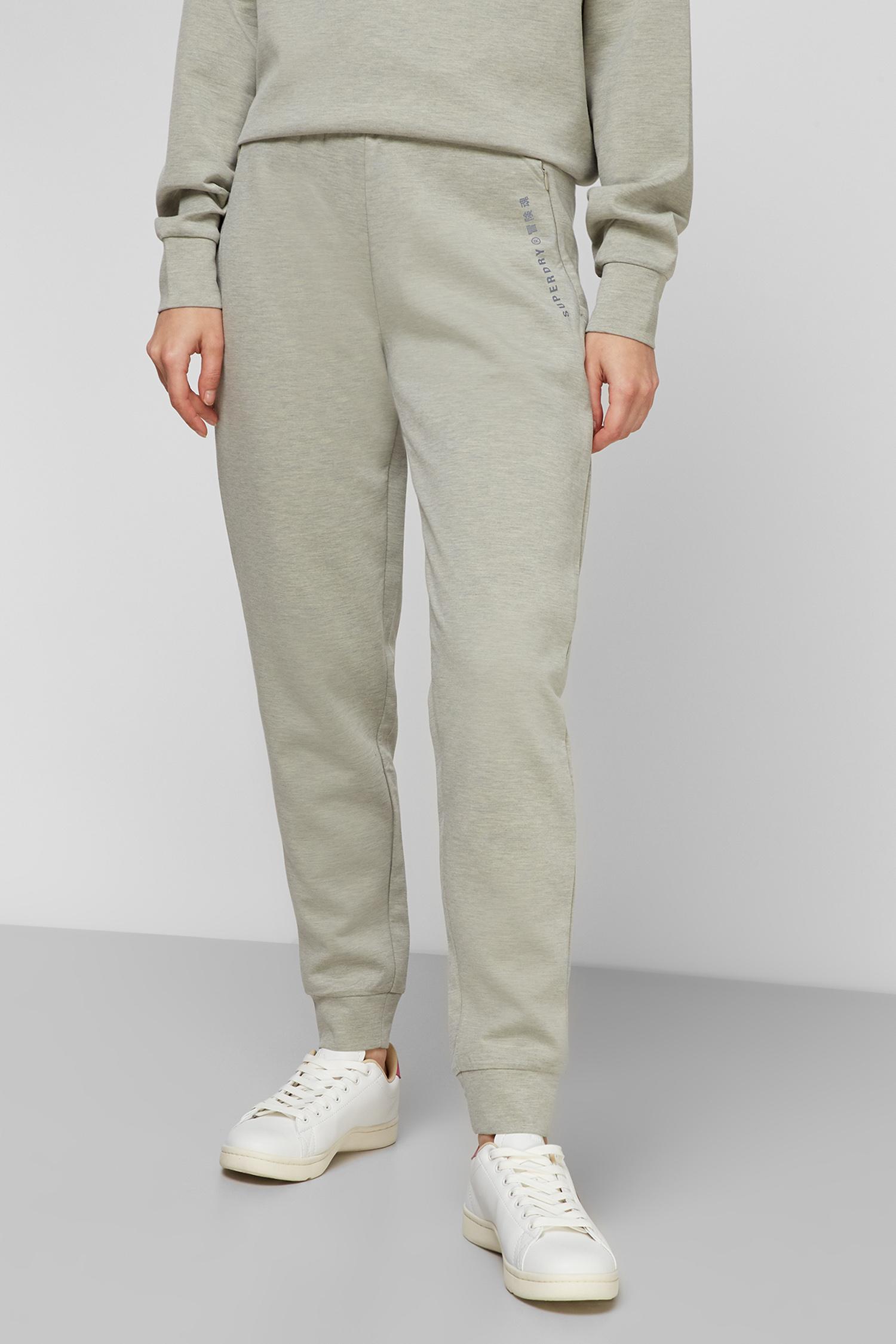 брюки спортивные женские зеленые