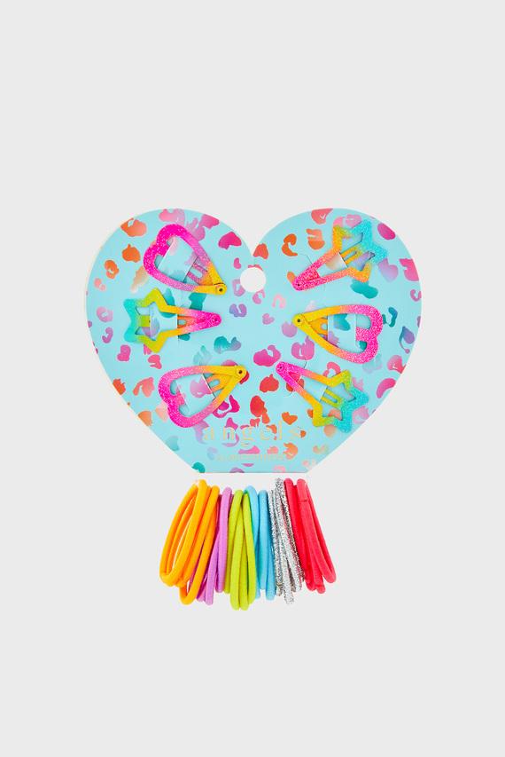 Набор детских резинок MULTIPACK HEART