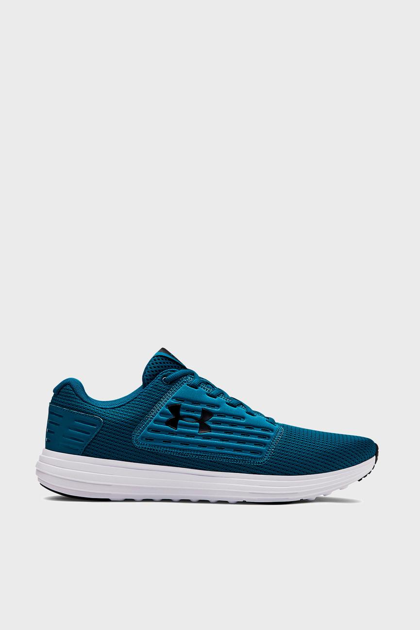 Мужские синие кроссовки UA Surge SE