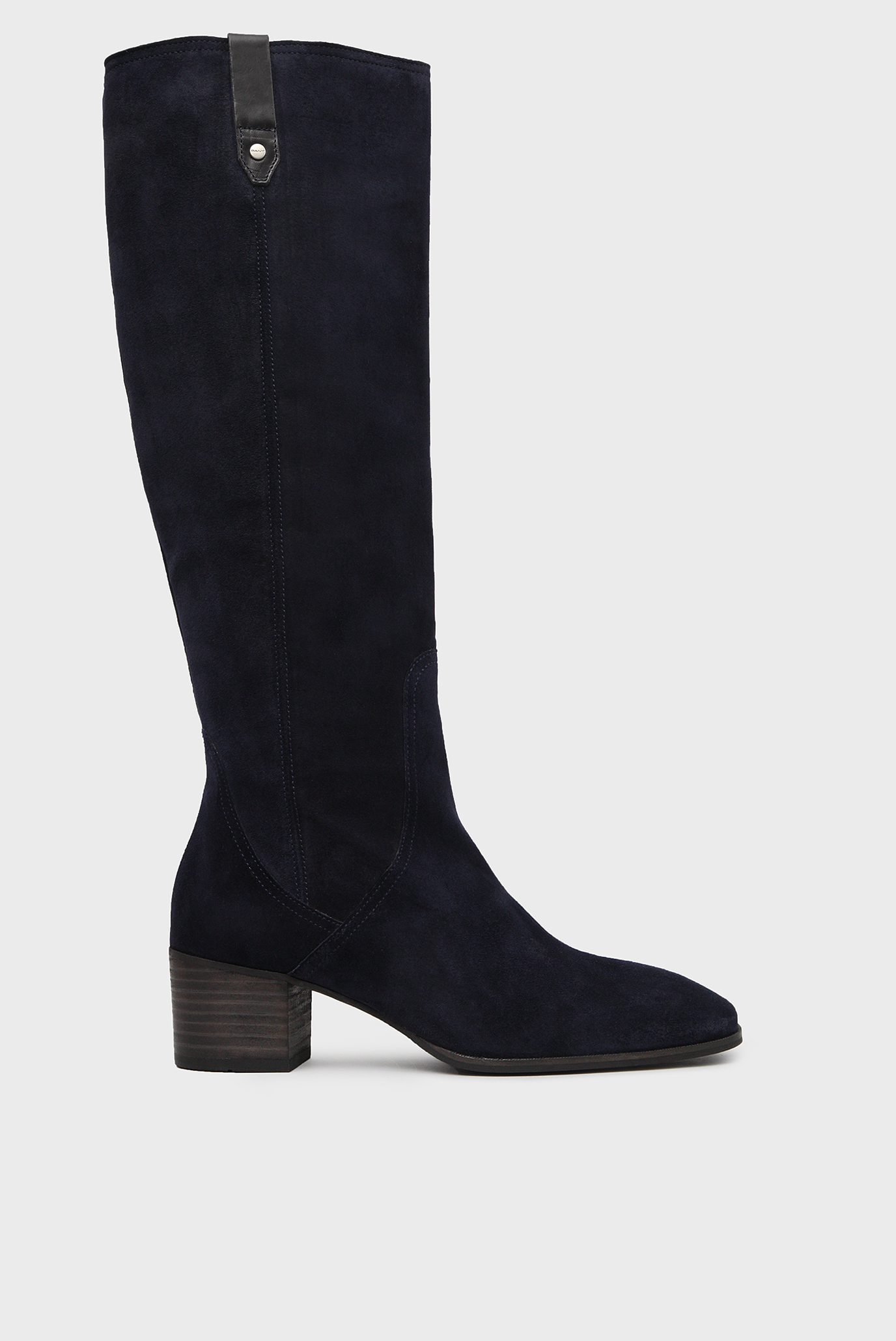 6daa6973 Купить Женские синие замшевые сапоги Gant Gant 15583059 – Киев, Украина. Цены  в интернет магазине MD Fashion