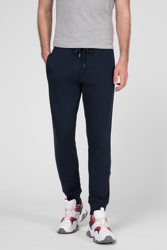 Мужские темно-синие спортивные брюки ICON