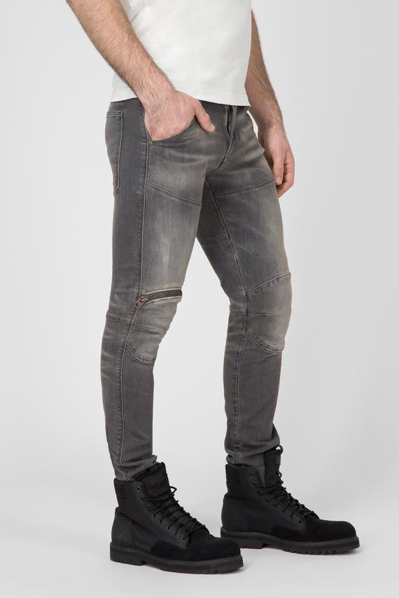 Мужские серые джинсы 5620