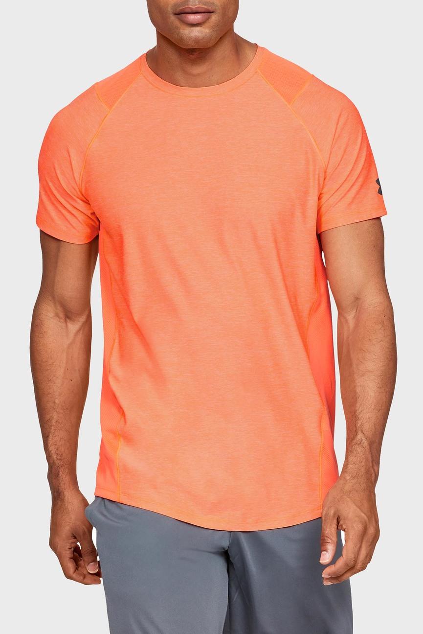 Мужская оранжевая футболка MK1 SS