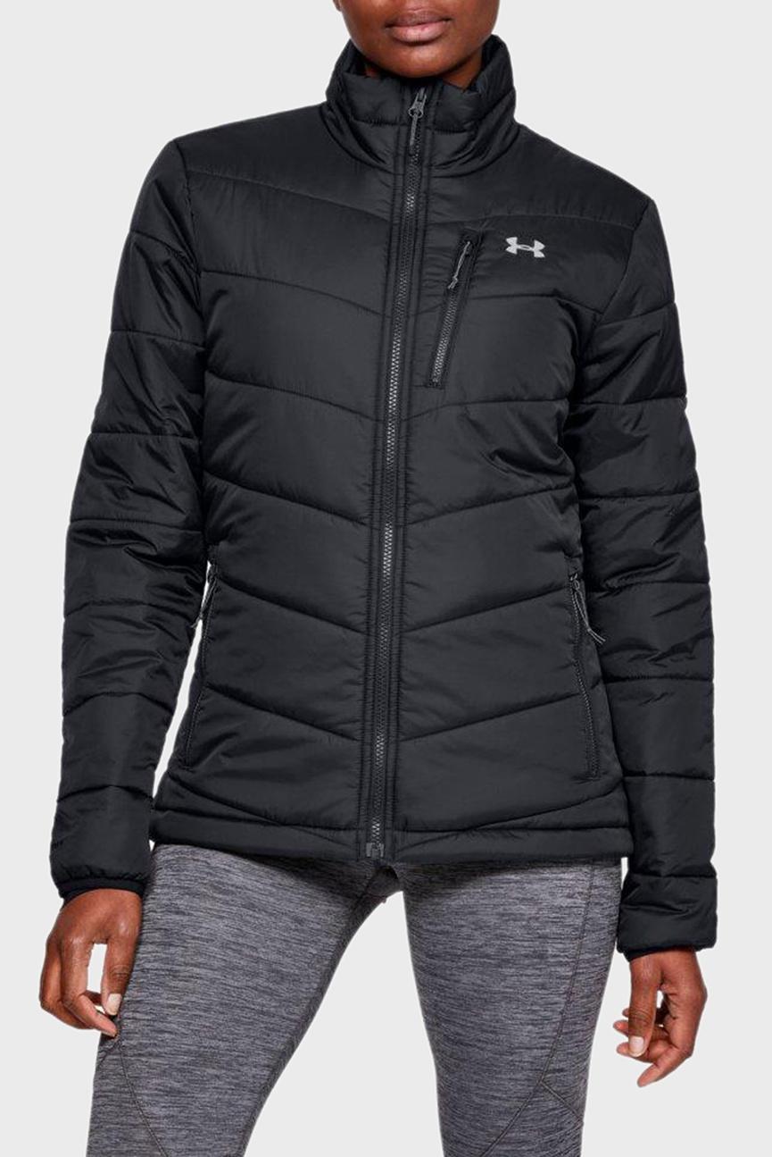 Женская черная куртка FC Insulated Jacket