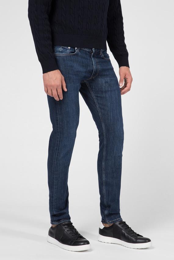 Мужские синие джинсы TAPERED