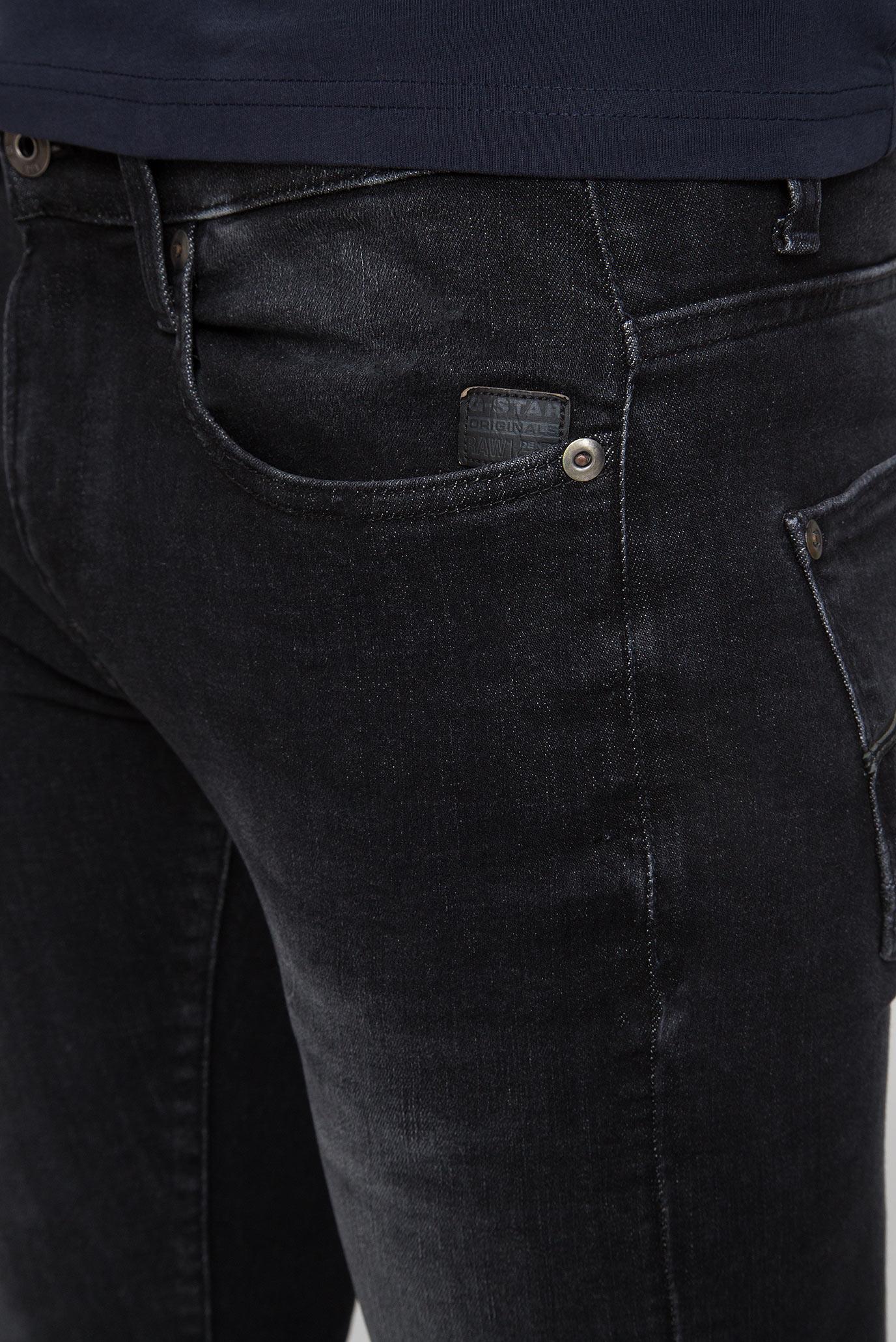 Купить Мужские черные джинсы Revend Skinny G-Star RAW G-Star RAW 51010,A634 – Киев, Украина. Цены в интернет магазине MD Fashion