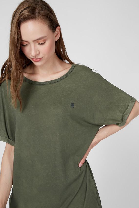 Женское зеленое платье Joosa