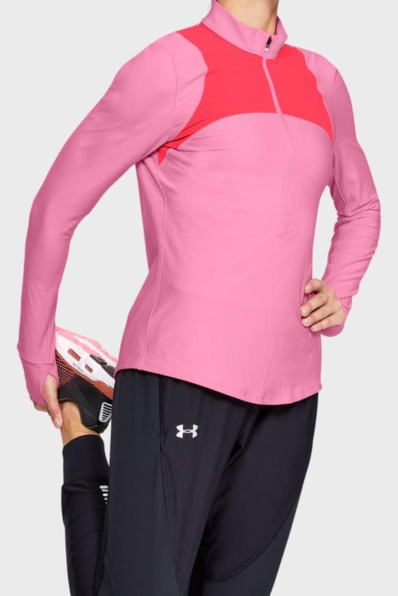 Женский розовый реглан UA Qualifier