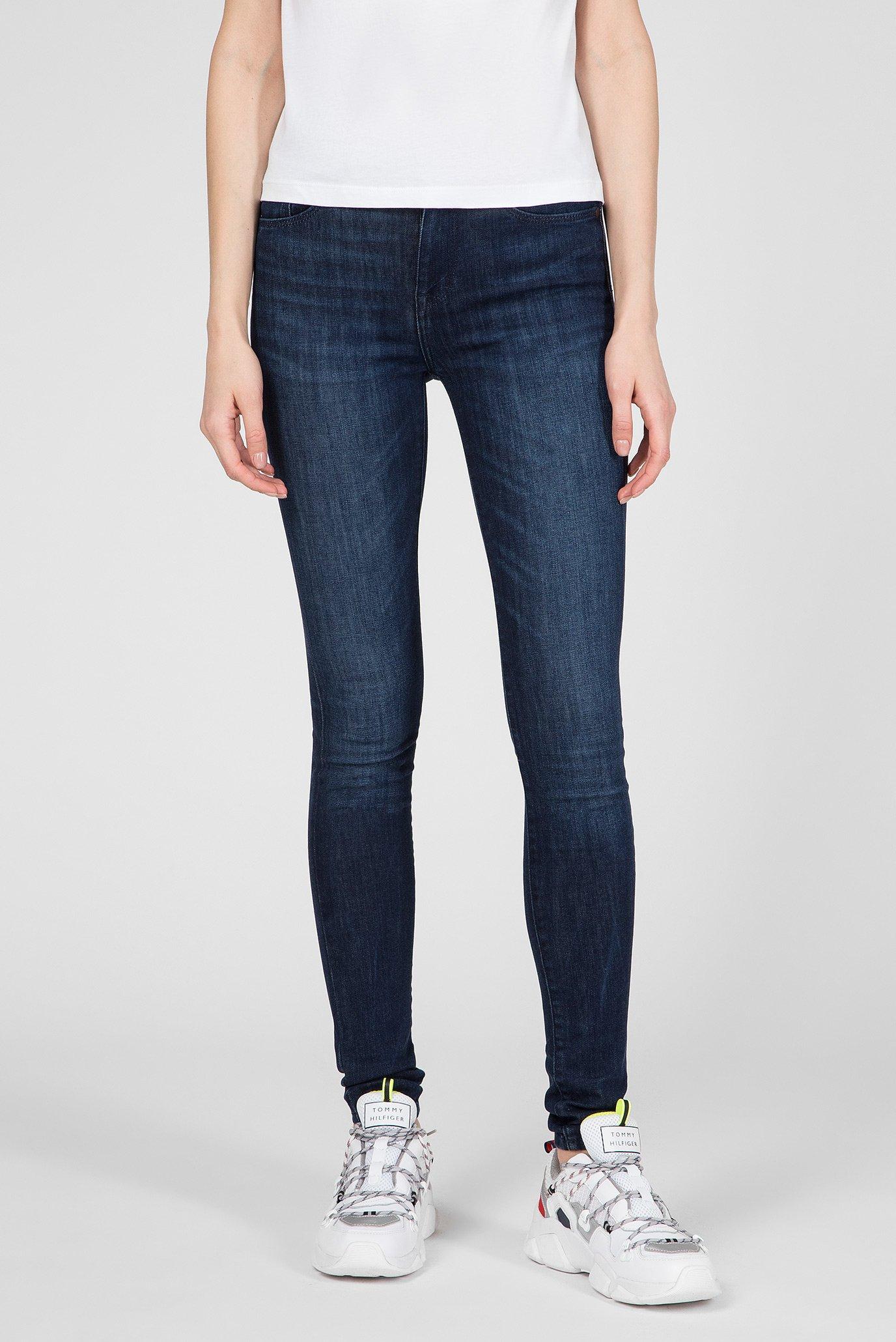Жіночі темно-сині джинси COMO SKINNY 1