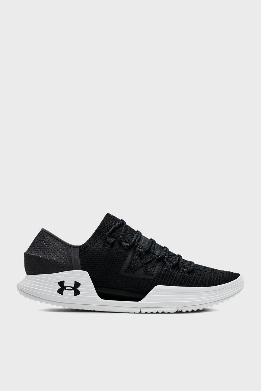 Мужские черные кроссовки UA Speedform AMP 3.0