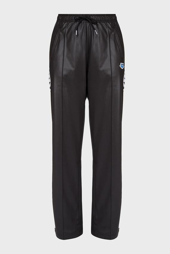 Женские черные спортивные брюки W RELAX IV TEAM