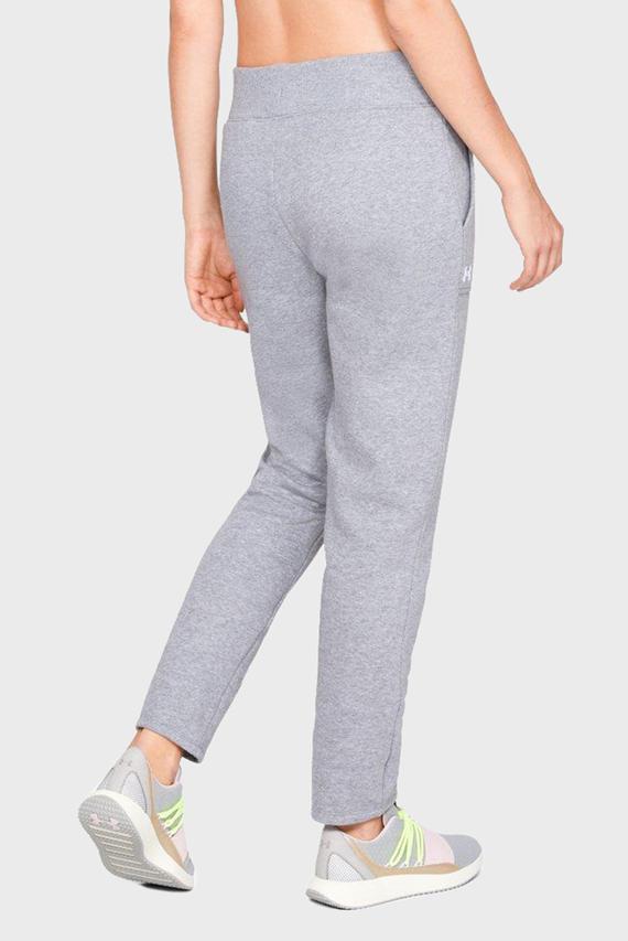 Женские светло-серые спортивные брюки RIVAL FLEECE PANT