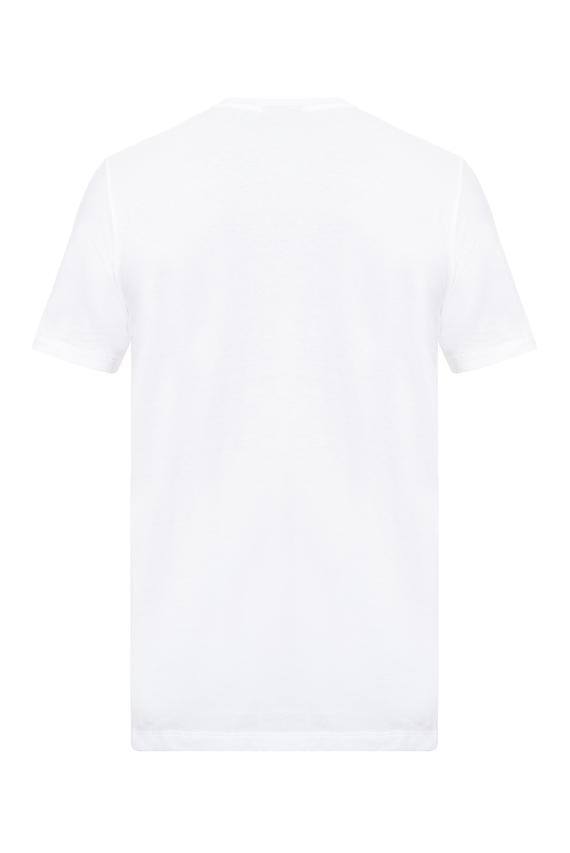 Мужская белая футболка (2 шт)