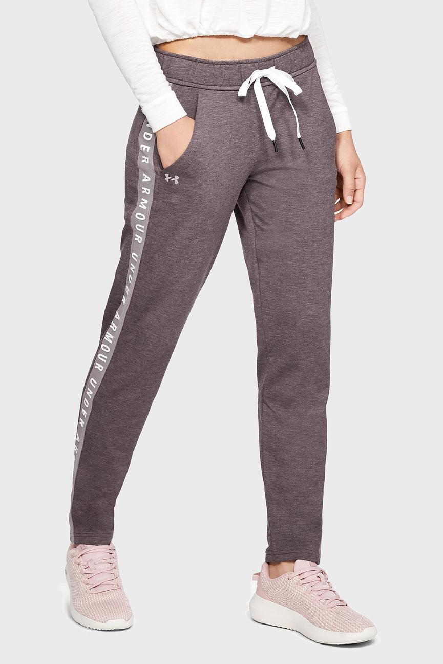 Женские серые спортивные брюки Featherweight