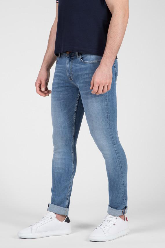 Мужские голубые джинсы EXTRA SLIM LAYTON
