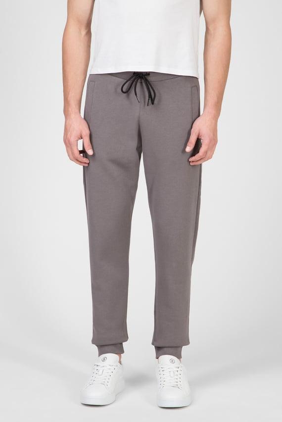 Мужские серые спортивные брюки REGULAR FIT
